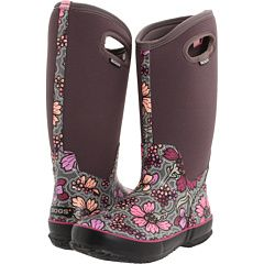 Bogs - Classic Tall - May Flowers