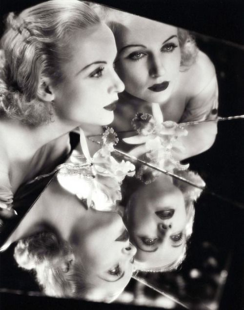 Carole Lombard (please follow minkshmink on pinterest)