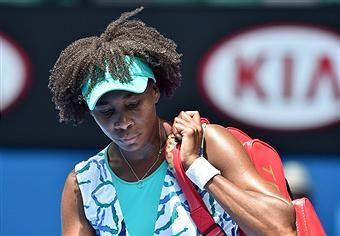 "♥  1/27/15 Via Live Tennis:  #VenusWilliams on #MadisonKeys - ""The sky's the limit for her"" - Read more here: http://bit.ly/V-Praise-Keys"