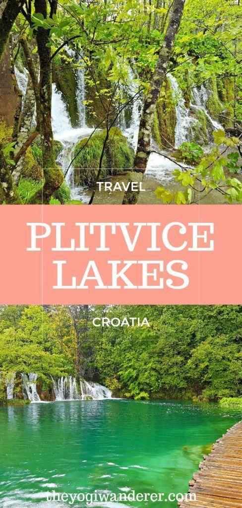 Zagreb To Plitvice Lakes Day Trip Croatia Travel Europe Balkans Europe Travel Plitvice Lakes Eastern Europe Travel