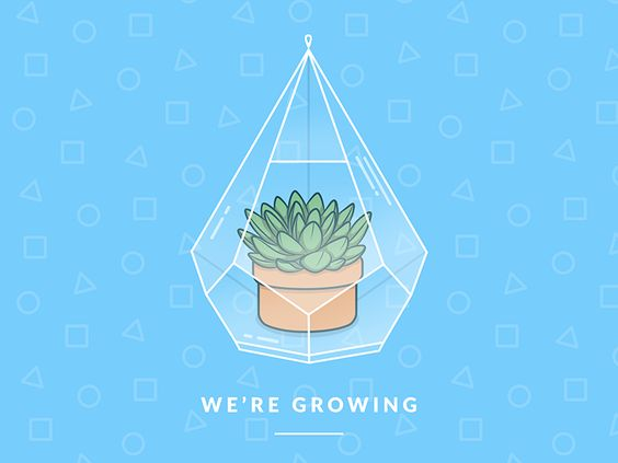 Our team is growing