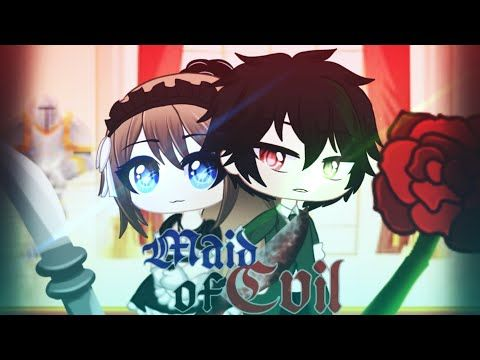 Maid Of Evil Gachalife Music Video Ft The Crystal Heart Characters Subbed Gacha Version Youtube Evil Music Videos Crystal Heart