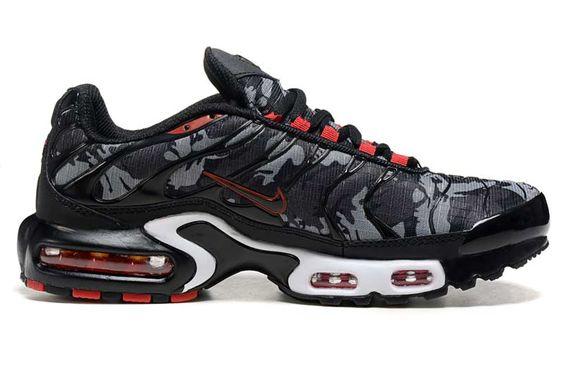 556ed20806 ... Nike Air Max TN Mens Shoes Red Black 2026 ER Pinterest Nike air max tn,  ...