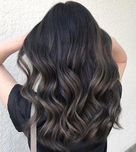 Ash Brown Dimension Brown Hair Shades Ash Brown Hair Color Brown Hair Balayage