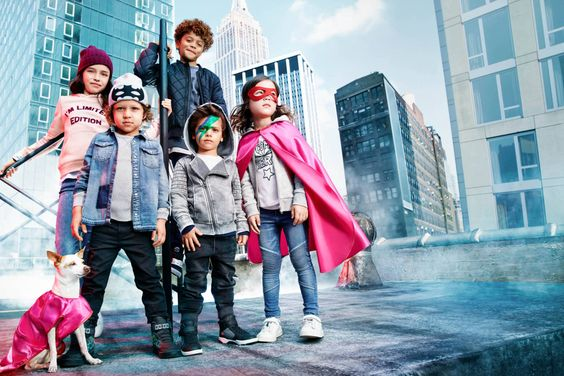 Ropa niños - Compra online o en tienda | H&M