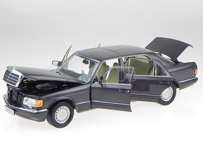 Mercedes w126 560 sel #s-class bornit #diecast model #car183544 norev1/18,  View more on the LINK: http://www.zeppy.io/product/gb/2/172307418228/