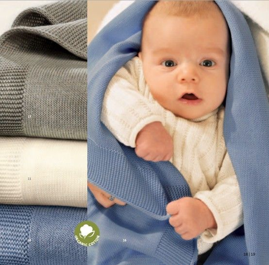 """Copertina in Cotone - Disana Per neonati e bambini. Ideale in casa e all'aperto, la sua particolare lavorazione la rende leggermente elastica: è perfetta per avvolgere il neonato nella tipica modalità """"a sacchettino""""."""