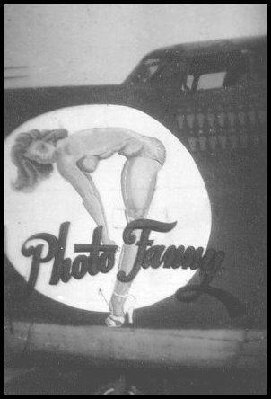 B-24 Foto Fanny