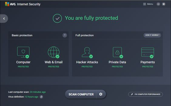 AVG Internet Security Free Download Full Version 1