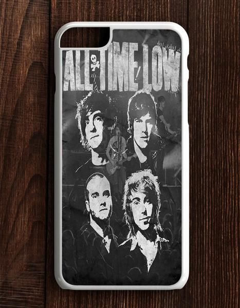 All Time Low Music Band Lyric iPhone 6 Plus | 6S Plus Case