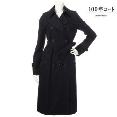 SANYO WOMENS サンヨー ウィメンズ   <100年コート>ロングトレンチコート   SANYO iStore/サンヨー・アイストア