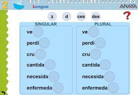 Palabras terminadas en -d, -z, -y: Spanish Language, Terminadas En, K Espanol Idioma, Juegos Educativos, Palabras Terminadas