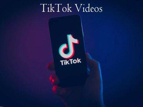 Tiktok Videos How To Make Tiktok Videos Tiktok Tecteem Videos Cool Gifs Social Media Video