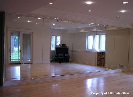 Ballet Studio Mirrors The Dancehouse Hiring Ballet School