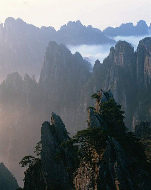 Mount Qingcheng @ Chengdu, China: