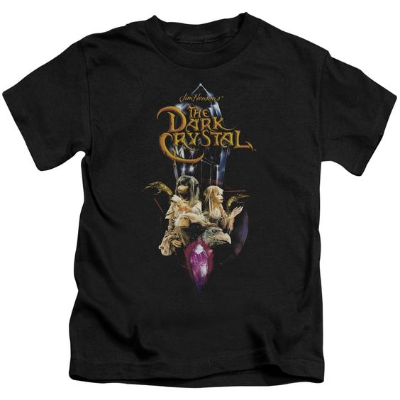 Dark Crystal/Crystal Quest Short Sleeve Juvenile T-Shirt in