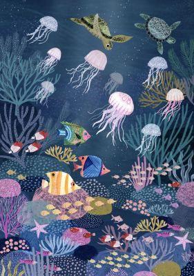 Dieses tolle Poster mit einem gezeichneten Tieralphabet stammt von der Hamburger Illustratorin Barbara Dziadosz und wurde in unserer Human Empire A...