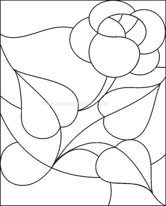 Aparador Tok Stok Branco ~  ARTESANATO VIRTUAL Tecnicas de Artesanato Dicas para Artesanato Passo a Passo  Vitral