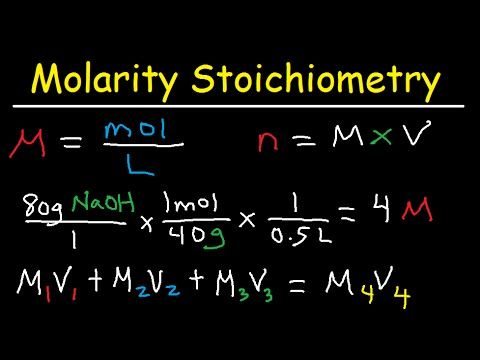 18+ Molarity by dilution worksheet Online