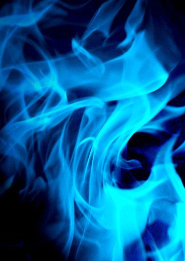 blue flame  Blue Fire Texture