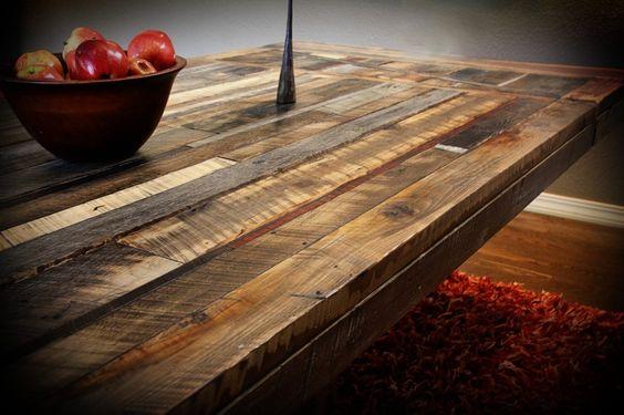 Reclaimed Wood Furniture Denver, Austin & Charleston, SC - Reclaimed Wood Furniture Denver, Austin & Charleston, SC