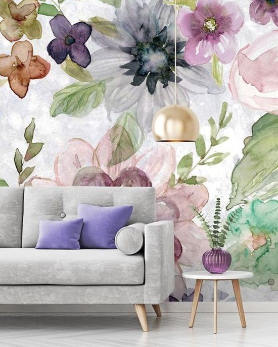 15 Botanical Wallpapers To Bring The Beauty Of Indoors To