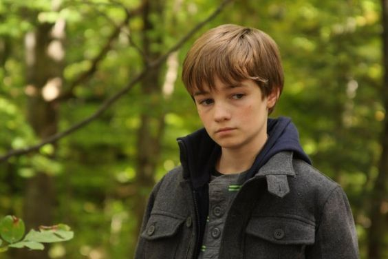 When Nathan comes to camp, he's this quiet kid, angry at the world, but Tatum manages to bring him out of his shell.