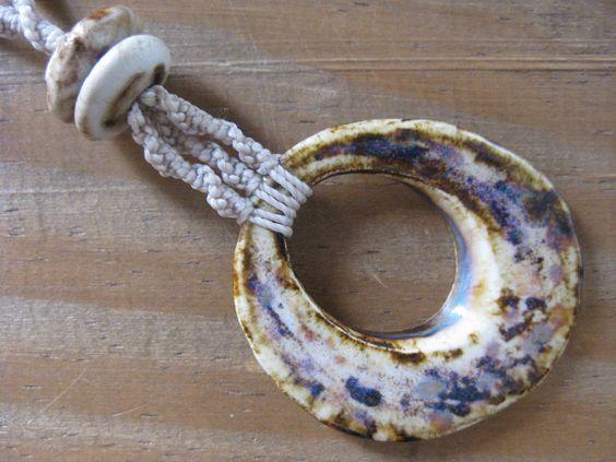 Collaret de ceràmica