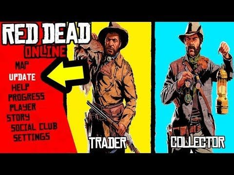 New Red Dead Online Update New Roles Future Updates And More