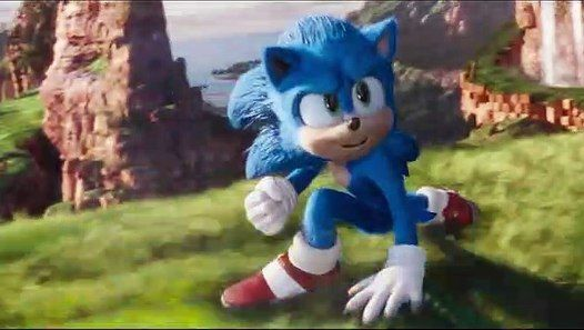 Sonic The Hedgehog 2020 Trailer Action Adventure Family 14