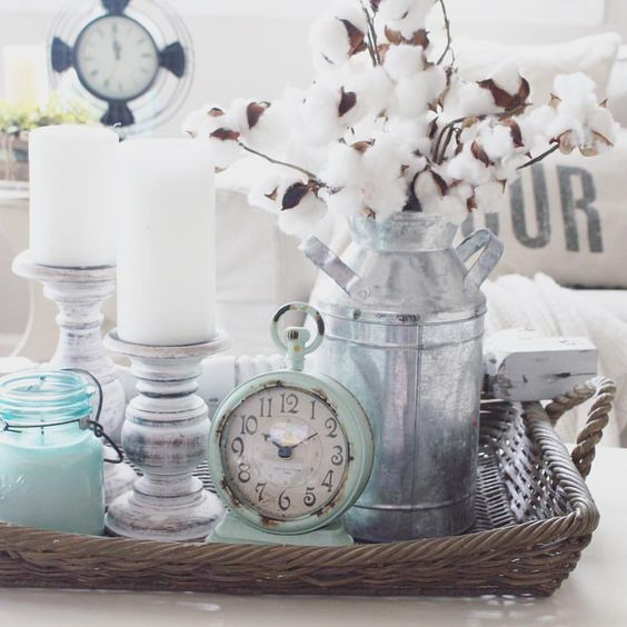 "Laurie on Instagram: ""Blogged my Friday Favorites today! There's all sorts of randoms like where you can get this minty little clock, my new favorite concealer and details on the cutest rug ya ever did see! pop on over, check it out and let me know what you're lovin this week at TheGlamFarmhouse.com [or link in bio!]:"