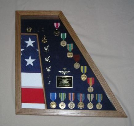 Amazing DIY Military Shadow Box Woodworking Plans Download