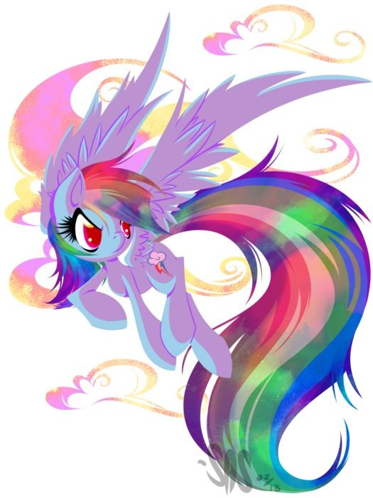 Rainbow Dash!:
