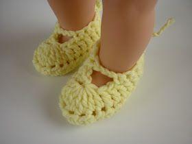 Mamma That Makes: Atraya Booties - Free Crochet Pattern