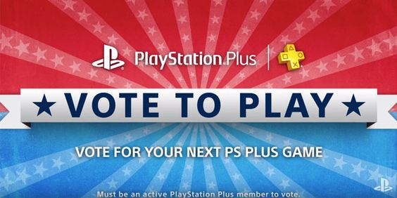 PlayStation Plus: Vote to Play abre sus urnas el Jueves http://j.mp/1DO9VQj |  #PlayStationPlus, #PS4, #PSN, #VoteToPlay