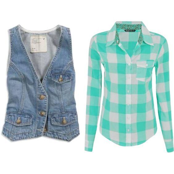 Cuando armes tu look, elige camisas ceñidas y de manga larga para que el chaleco corte y se destaque mas por el contraste.