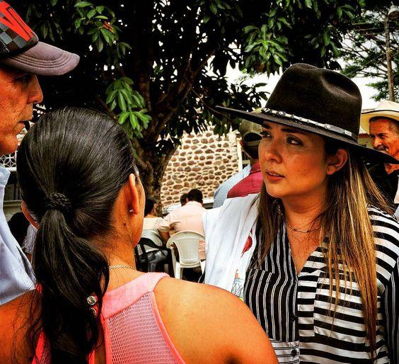 Siempre escuchando a la comunidad - Mesa de Trabajo Inspección de Guajaray Plan de Desarrollo 2016-2019