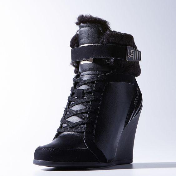 adidas - Selena Gomez Winter Wedge Shoes