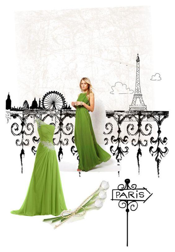 """I choose Paris"" by sylviega ❤ liked on Polyvore"
