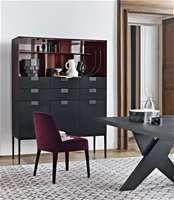 Storage Units: ALCOR - Collection: Maxalto - Design: Antonio Citterio