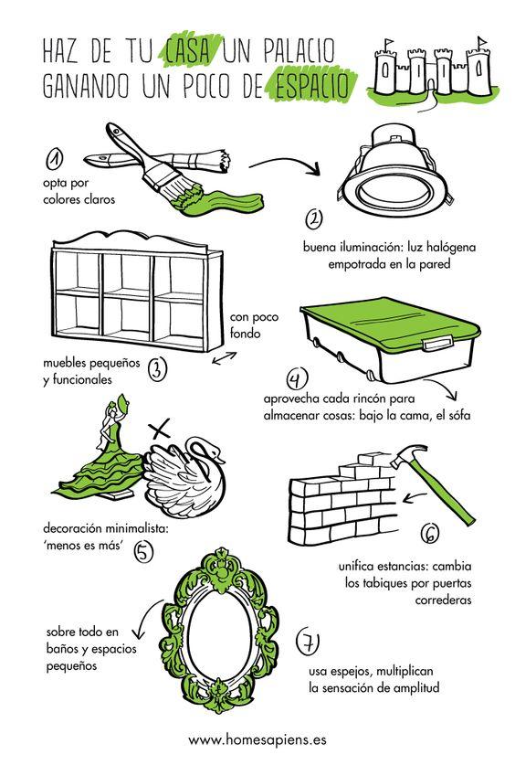 tips aseo tips ahorro piso parezca parezca mas curioseando consejos tiles trucos consejos consejos cortos consejos ilustrados