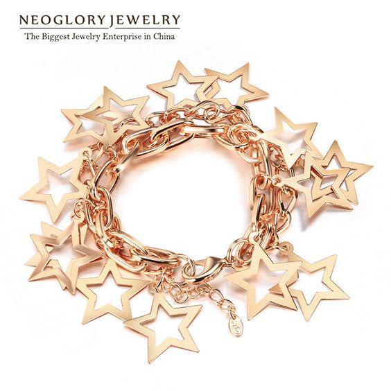 Aliexpress.com : Buy Neoglory MADE WITH SWAROVSKI ELEMENTS Crystal Rhinestone Statement Necklace for Women Fashion Jewelry Wedding Jewelery ...