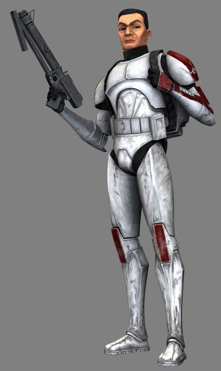 Star Wars: The Clone Wars | Rys