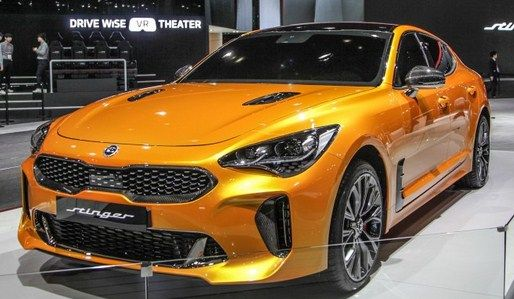 2020 Kia Stinger Redesign Release Date And Price Kia Stinger Kia Stinger