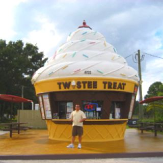 Best ice cream in Kissimmee!