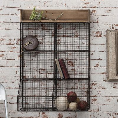 Gallery Langton Wire Double Storage Rack & Reviews | Wayfair UK