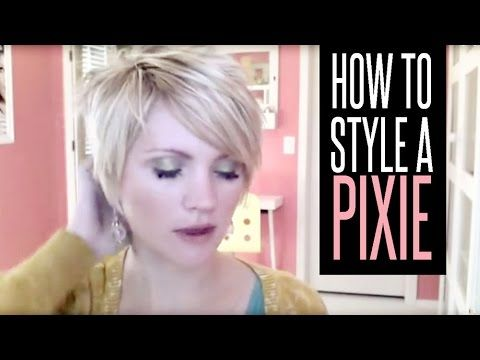 Hair  Tutorial Quick and Easy  Hairstyles  for Short  Hair
