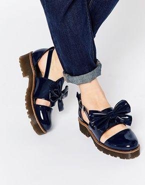 Zapatos planos MARBLE de ASOS