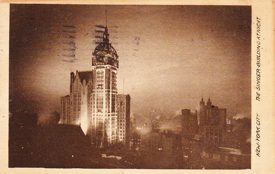 singer building interior - Google Search
