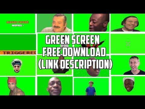Green Screen Yang Sering Di Gunakan Buat Exe Chroma Key Youtube Wreck It Ralph Funny Gambar Bergerak